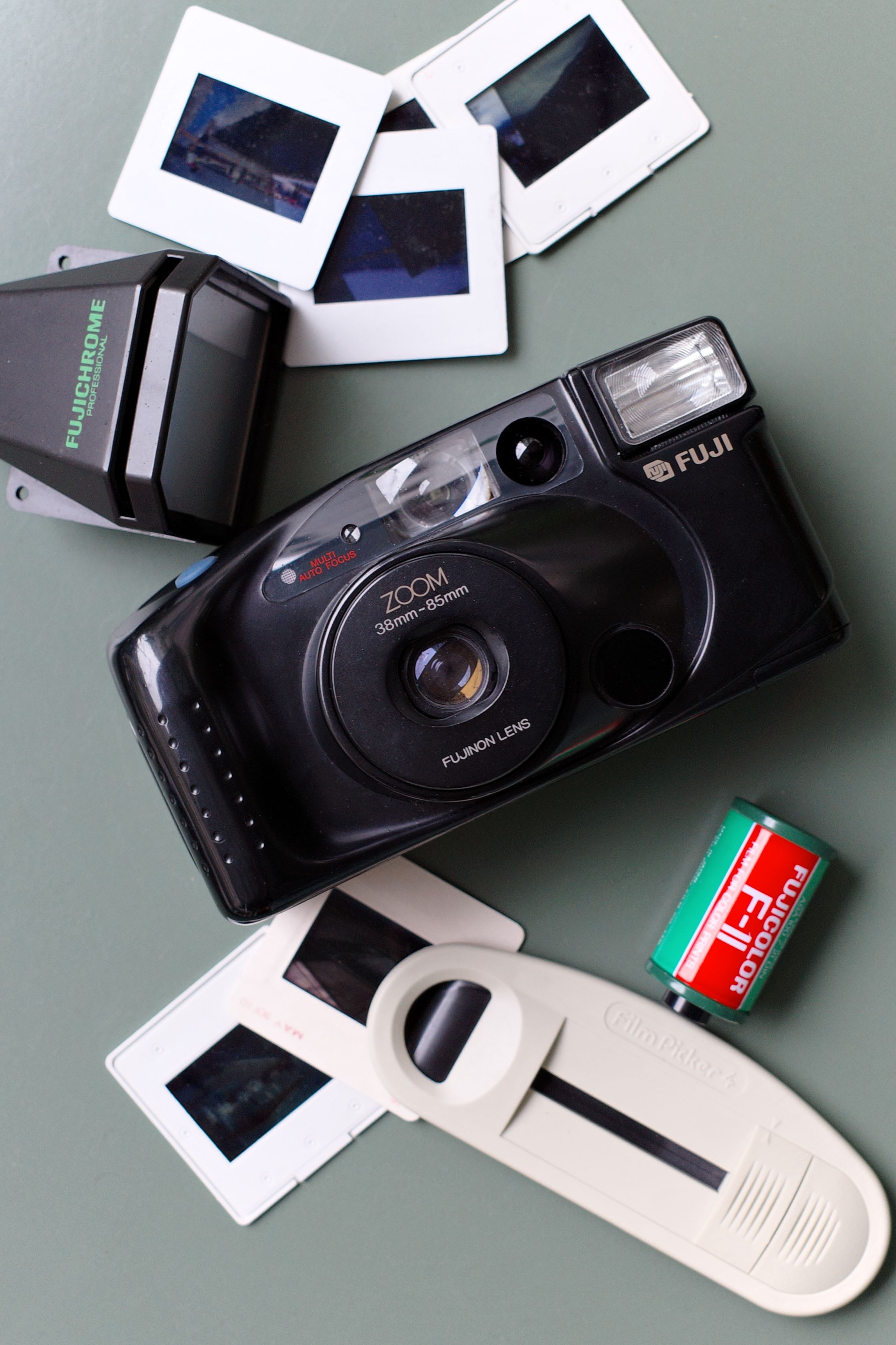 Fujifilm Zoom Cardia 900 DATE