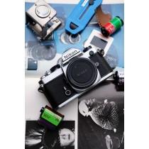 Nikon FE 銀