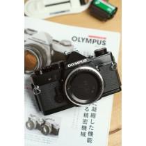 Olympus OM1 黑