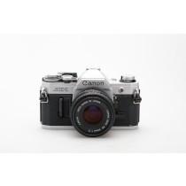 Canon AE-1 銀