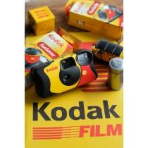Kodak 彩色即可拍 ISO800