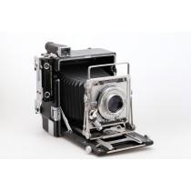 Graflex Crown Graphic + Kodak Ektar 152mm f4.5