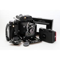 Topcon Horseman 985 + Super Topcor 120mm f5.6