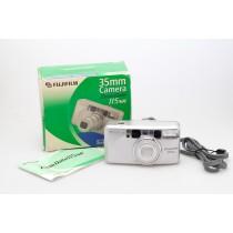 Fujifilm Zoomdate 115SR 庫存新品