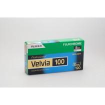 Fujifilm Velvia 100 (120)