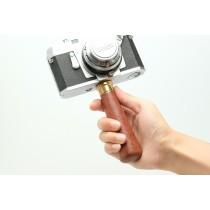 花梨木相機把手