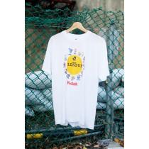 日本足球J League X Kodak 紀念T恤