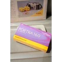 Kodak Portra 160 (120)