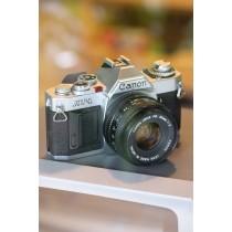 Canon AV-1 銀