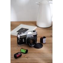 Canonflex RM (一機一鏡組)