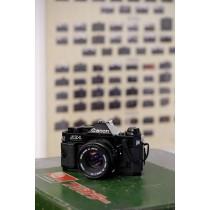 Canon AE-1 program 黑
