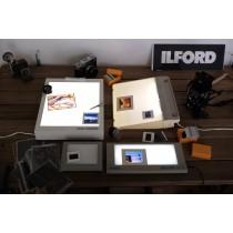 Fujicolor 斜板 看片箱 / 燈箱